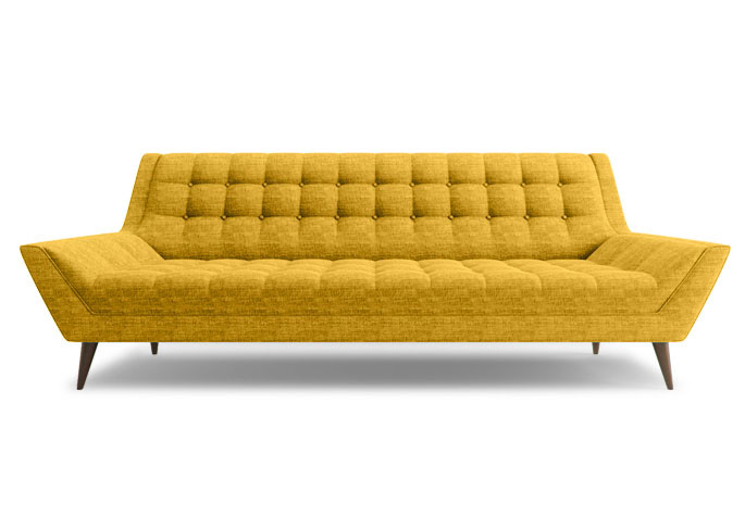 Thrive home furnishings keeping mid century american for Mid century modern sofas