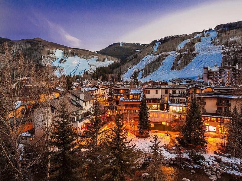 Extraordinary Craftsmanship Creekside Penthouse In The Heart Of Vail Village Colorado Real