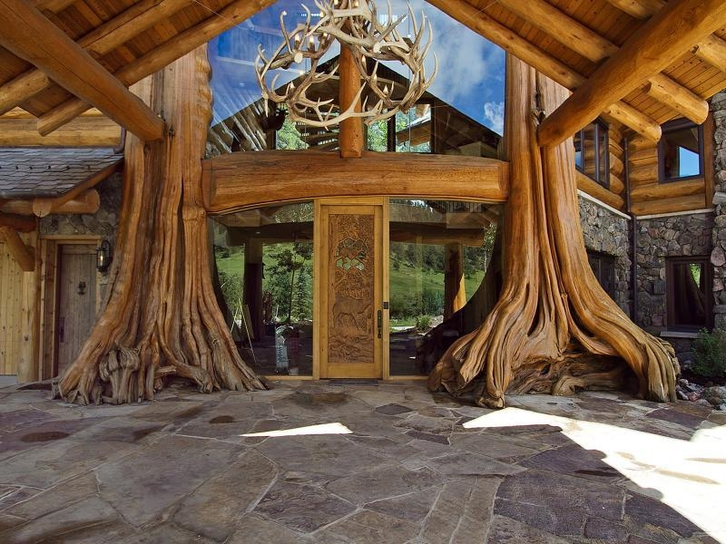 Trend Alert Luxury Log Cabins With Modern Layouts Colorado Real