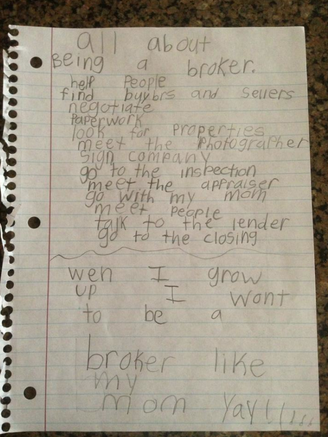 Kira's Note - All About Being A Broker