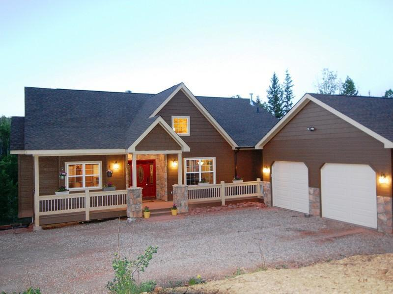 Fuller Sotheby's Listing - Silverheels Ranch Custom Home