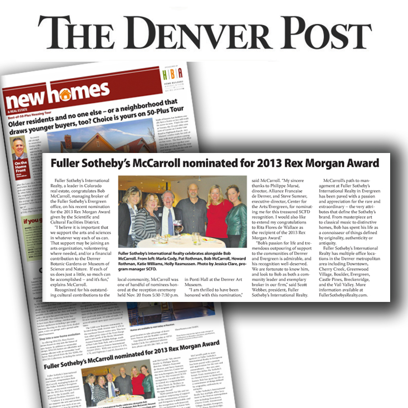 Denver Post Bob McCarroll