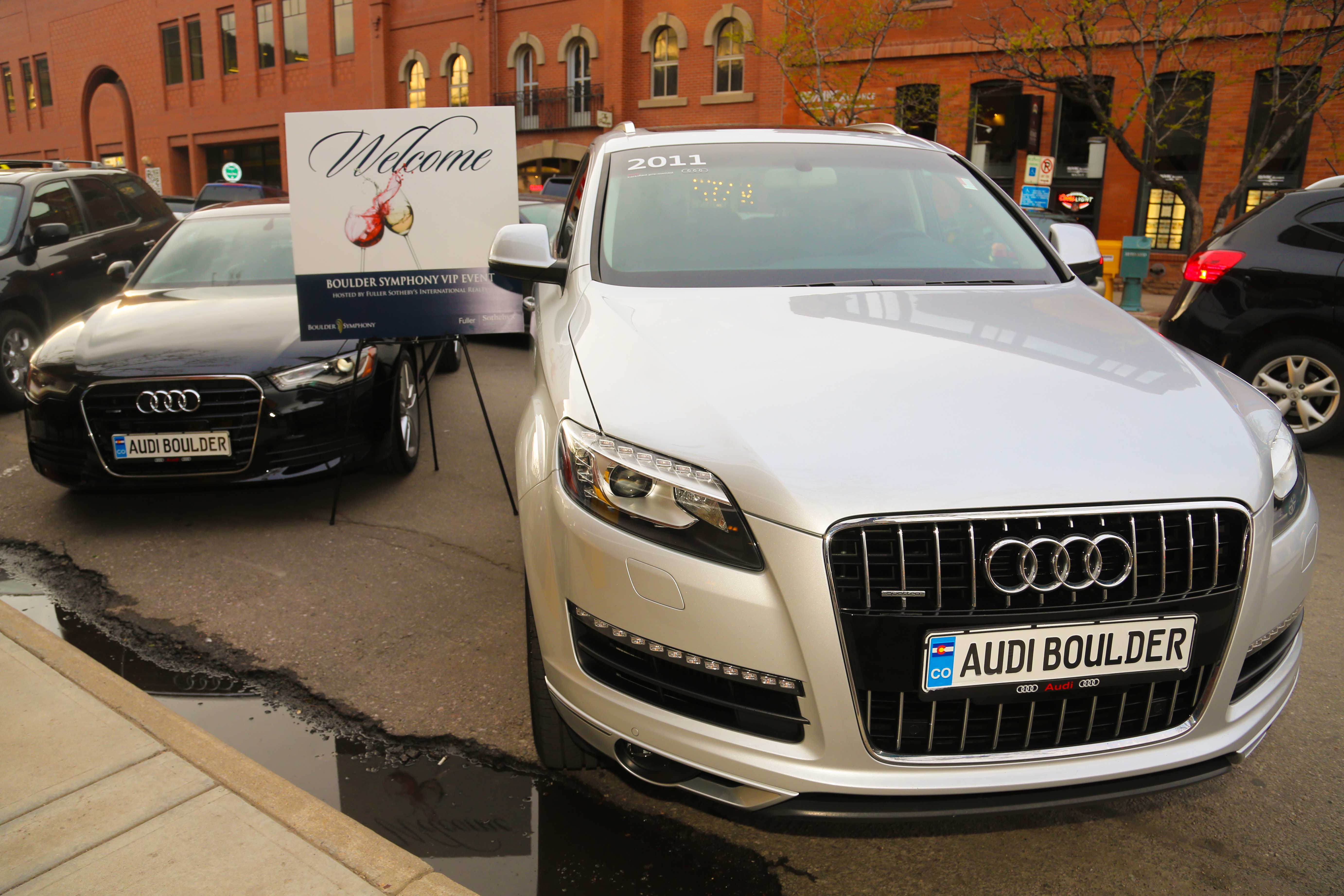 Fuller Sothebys International Realty Hosts Harmonic Fundraiser To - Audi boulder