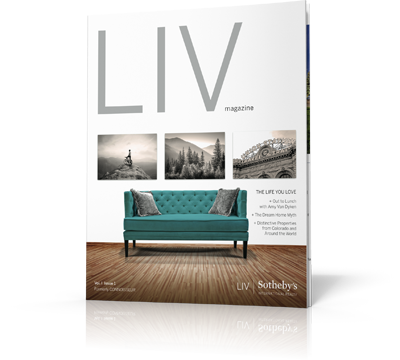 LIV Magazine Volume1 Issue1