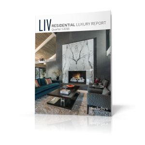 LIV SIR_Luxury Report_Q1 2016