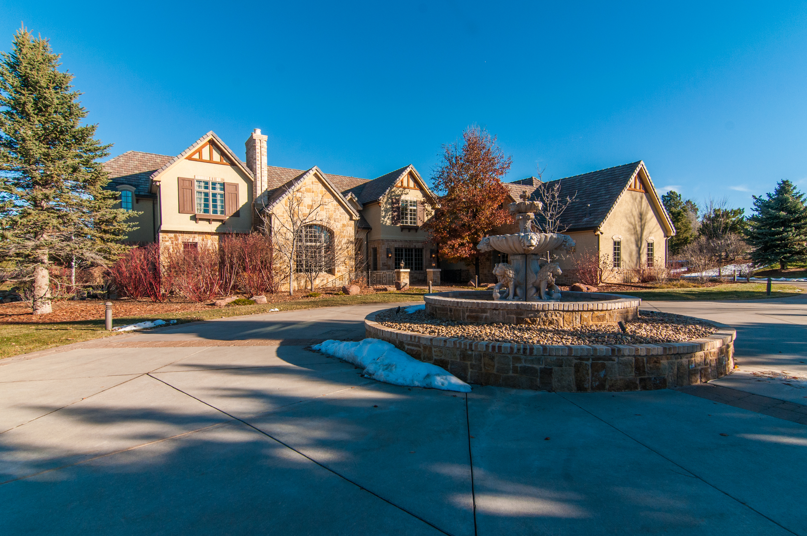"Pictured: Cherry Hills Village home of baseball All-Star, Troy ""Tulo"" Tulowitzki, listed by broker Jeff Hendley, LIV Sotheby's International Realty."
