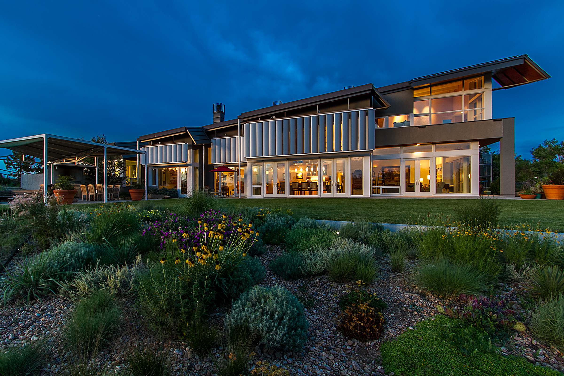 Pictured: 5545 South Madison Way, Greenwood Village, CO. Listed by LIV Sotheby's International Realty for $4,75M.