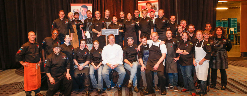 Colorado Top Chefs say no to childhood hunger at Chefs Up Front Gala.