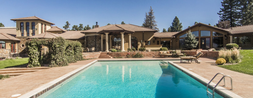12795 Oak Cliff Way, listed by LIV Sotheby's International Realty broker, Robert Wagner, for $7.7M.