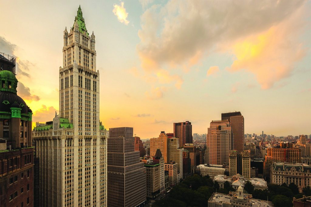 The Woolworth Tower Residences, New York City