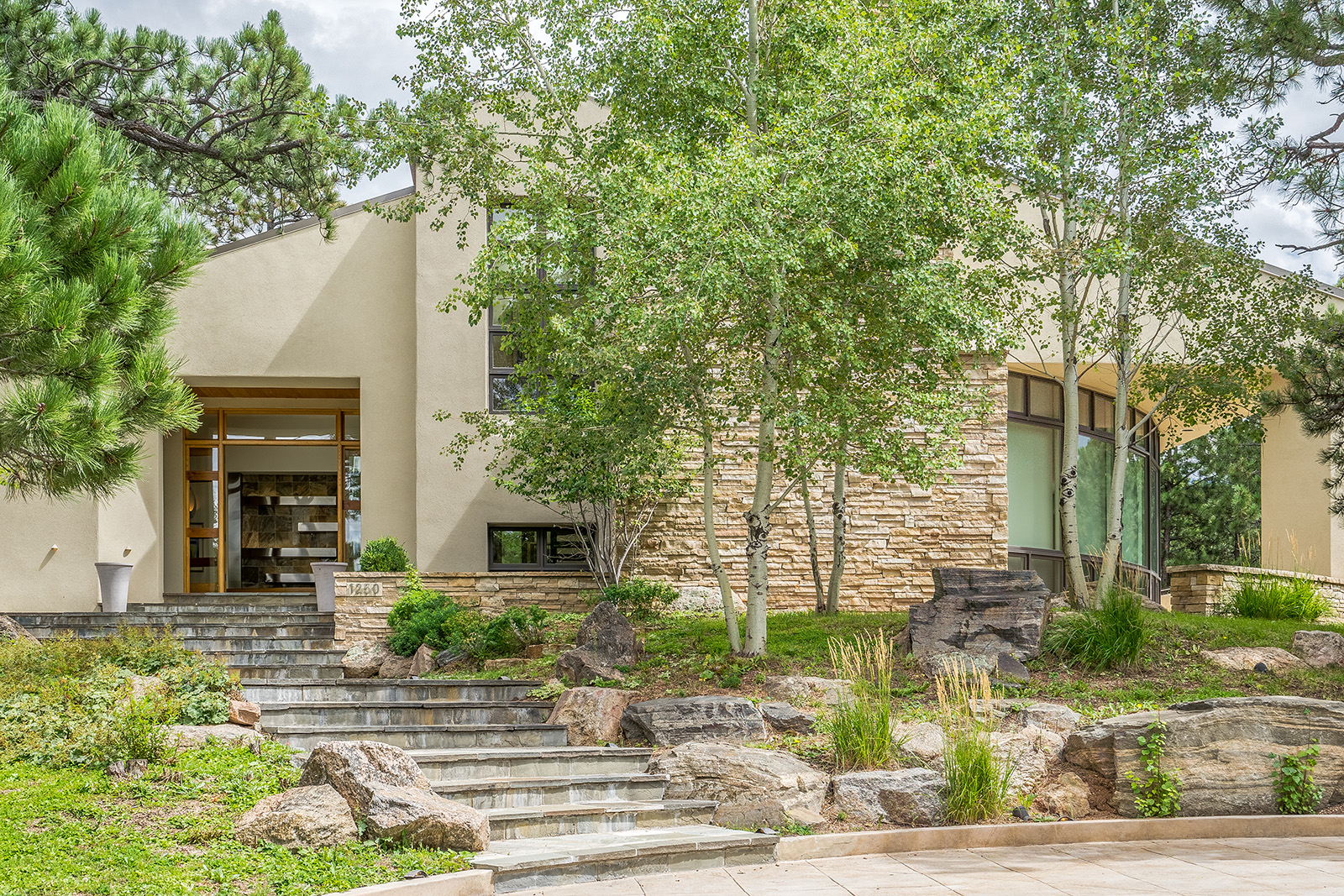 1250 Dolan Drive, Monument, CO. Listed by LIV Sotheby's International Realty for $1,500,000.