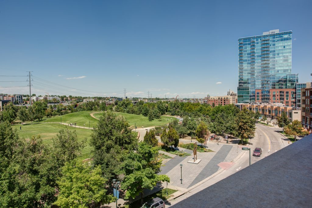 Pictured: Suite 507 and 506 in Riverfront Tower, located at 1590 Little Raven Street, Denver. Listed for sale by LIV Sotheby's International Realty for $ 3,250,000.