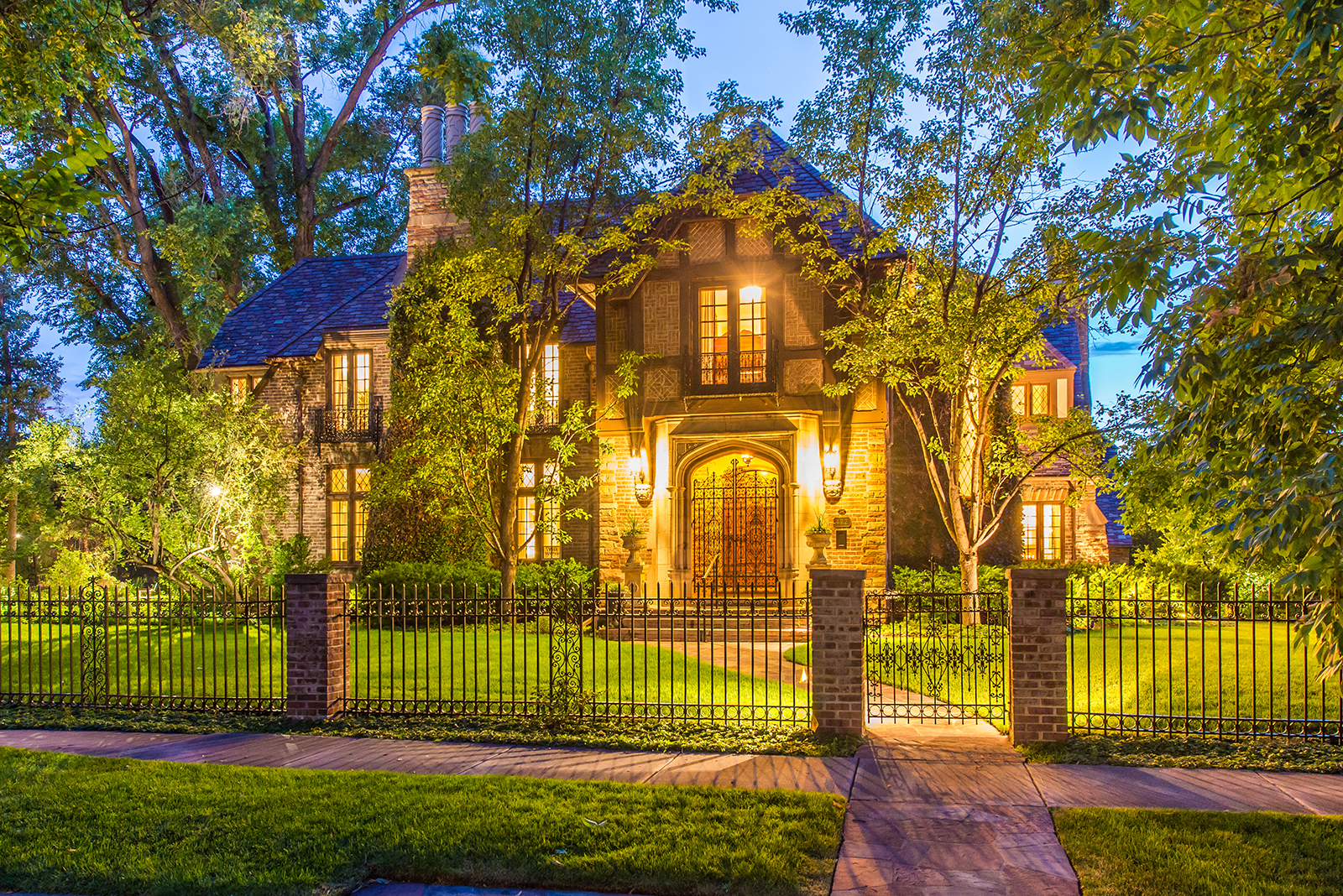 177 North Humboldt Street, Denver, CO. Listed by LIV Sotheby's International Realty for $5,875,000.