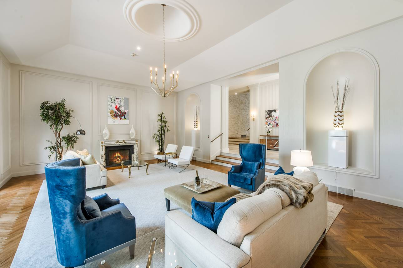 Liv Sir Lists Exquisitely Renovated Cherry Hills Estate