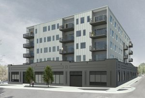 Ogden Flats development. Listed by LIV Sotheby's International Realty with pricing from $385,000 to $1,150,000.