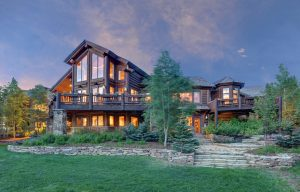 264 Juniata Circle, Breckenridge, Colorado. Listed for sale by LIV Sotheby's International Realty for $3,590,000.