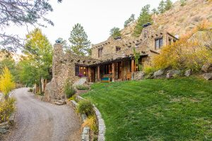 55395 Highway 285, Shawnee, Colorado. Listed for sale by LIV Sotheby's International Realty for $1,400,000.