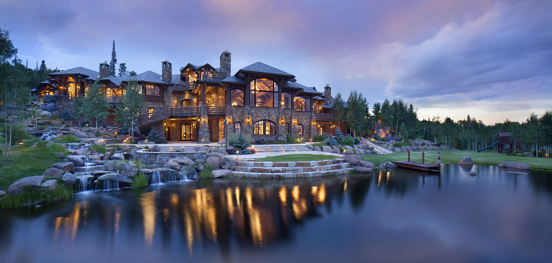 Colorado ranch listed by liv sir for 28 5m for Amazing home pictures