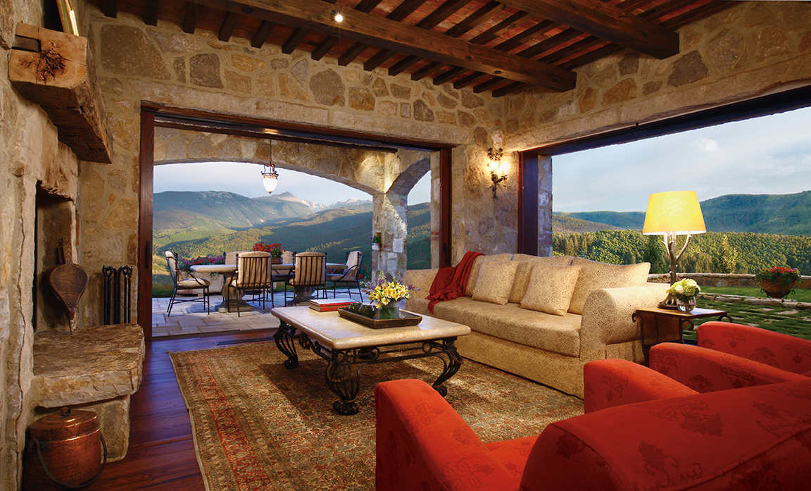 Liv Sir Lists 21 85m Legacy Estate In The Vail Valley Owned By Dick Rothkopf Founder Of