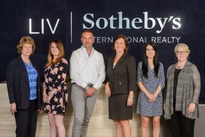 LIV Sotheby's International Realty's award-winning relocation team receives top honor.