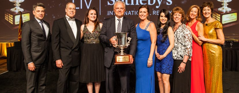 LIV Sotheby's International Realty is awarded Cartus Broker Network Masters Cup for relocation services.