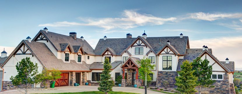 10321 Rancho Montecito Drive, Parker, CO. Listed by LIV Sotheby's International Realty for $2,100,000.