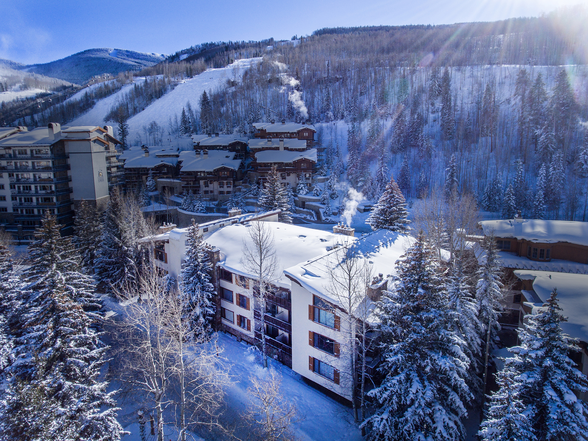 114 Willow Road #660 Vail, Colorado. Resort housing market demonstrates growth.