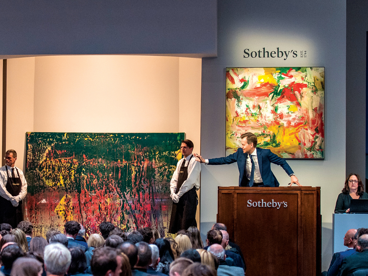 A Unified Commitment: Sotheby's Auction House & Sotheby's ...