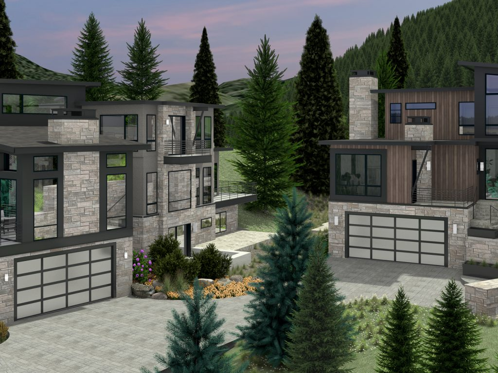 Mountain Modern Luxury Homes In East Vail Coming To Market